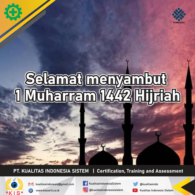 Selamat Tahun Baru Islam PT KIS