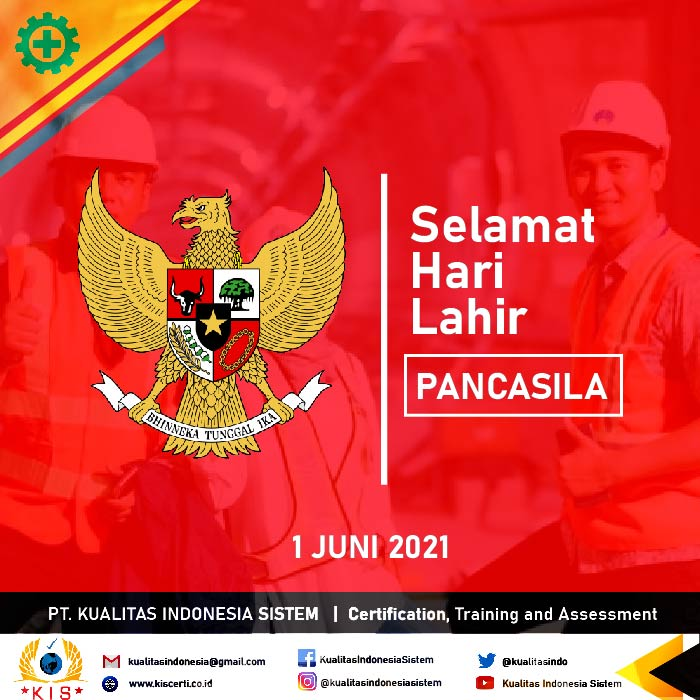 Hari Lahir Pancasila 2021