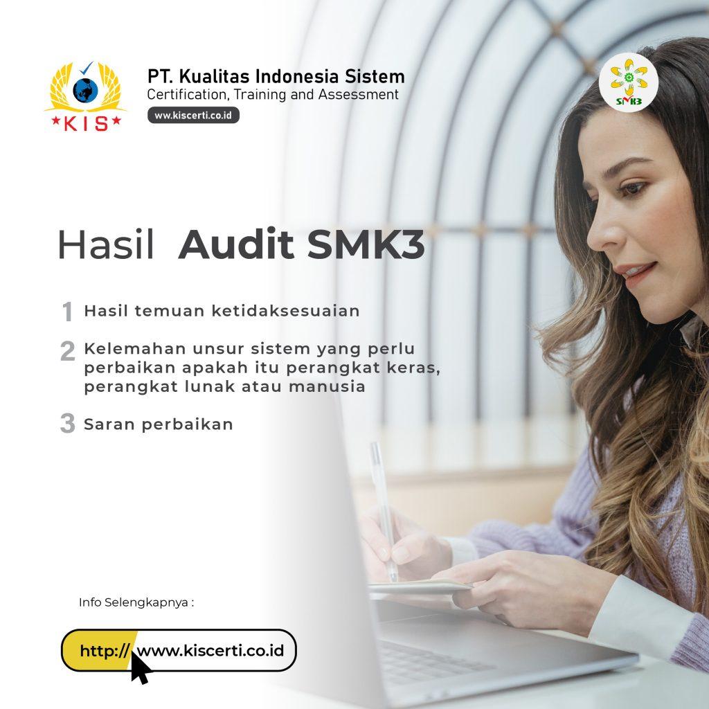 Hasil Audit SMK3